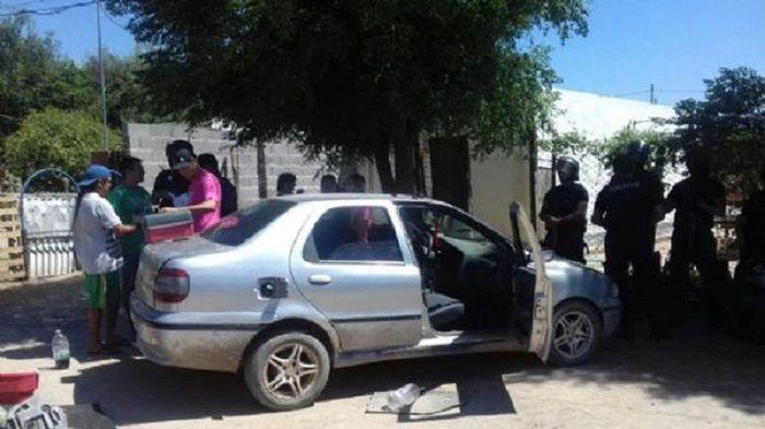 Escapaban de la policía y dejaron abandonada a una bebé de 2 años en el auto: Sucedió en Catamarca, donde cuatro individuos decidieron…