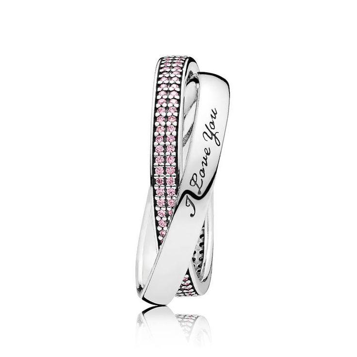 PANDORA Sweet Promise Ring 196546PCZ