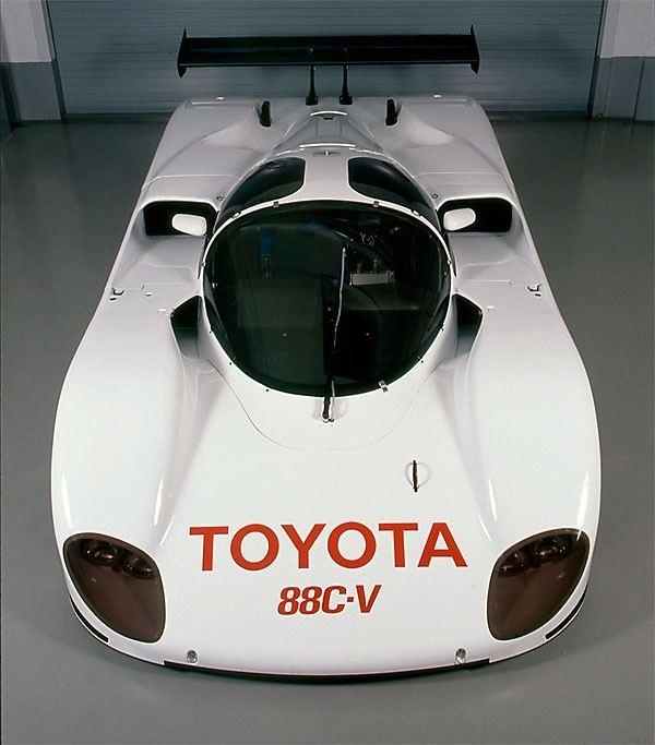 TOYOTA DOME 88C-V
