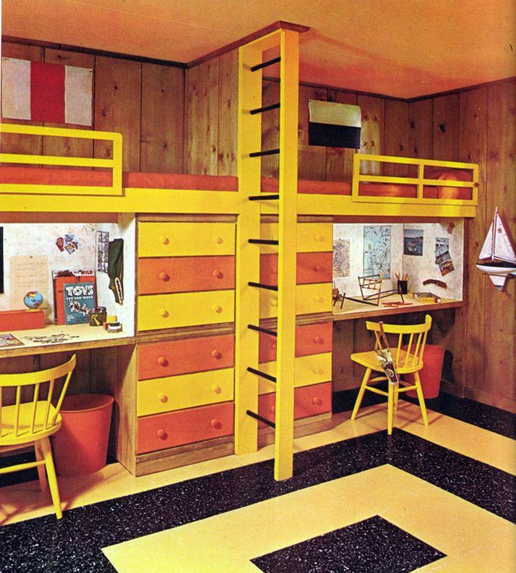 267 Best Home Bunk Beds Images On Pinterest Bunk Beds