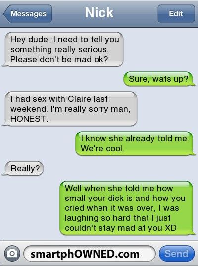 Page 22 - Relationships - Autocorrect Fails and Funny Text Messages - SmartphOWNED
