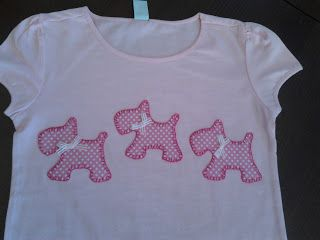 Artesanas de Agamama: Camisetas de patchwork