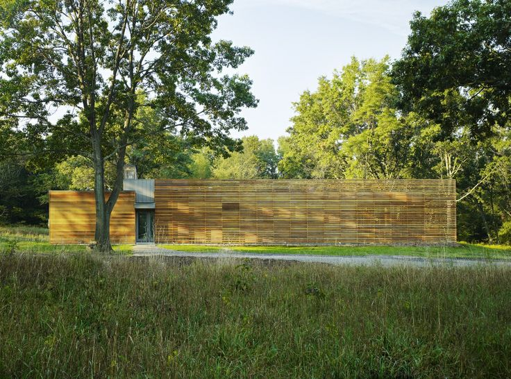 Rain Rain Go Away: Timber Rain Screens That Protect Buildings From The Elements - Architizer