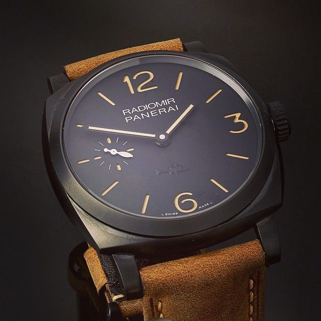 Excellent results from today's launch of the The Watch Sale including this Panerai Radiomir 1940 3 Days Paneristi Forever watch which sold for £5,300 #fellows #auctions #watches #panerai #paneristiforever