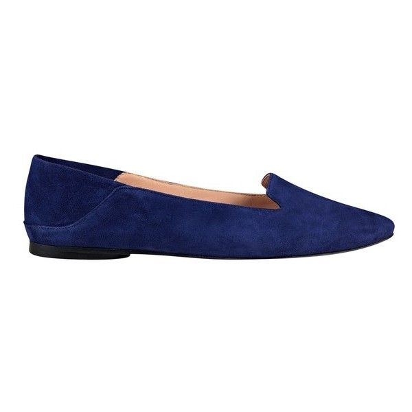 Sigerson Morrison Valentine Classic Flat To Mule ($250) ❤ liked on Polyvore featuring shoes, flats, natural, foldable flat shoes, foldable flats, flat mules, flat mules shoes and flat shoes