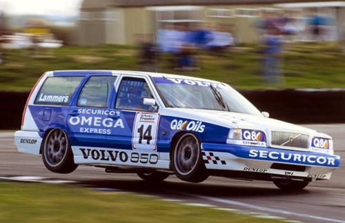Classic Volvo racing ...