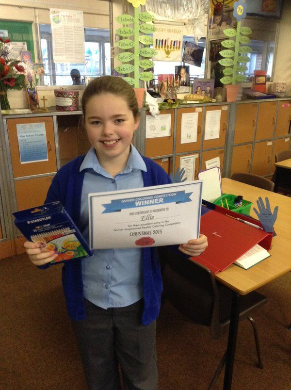 Congratulations to E.E. For winning the @quivervision competition