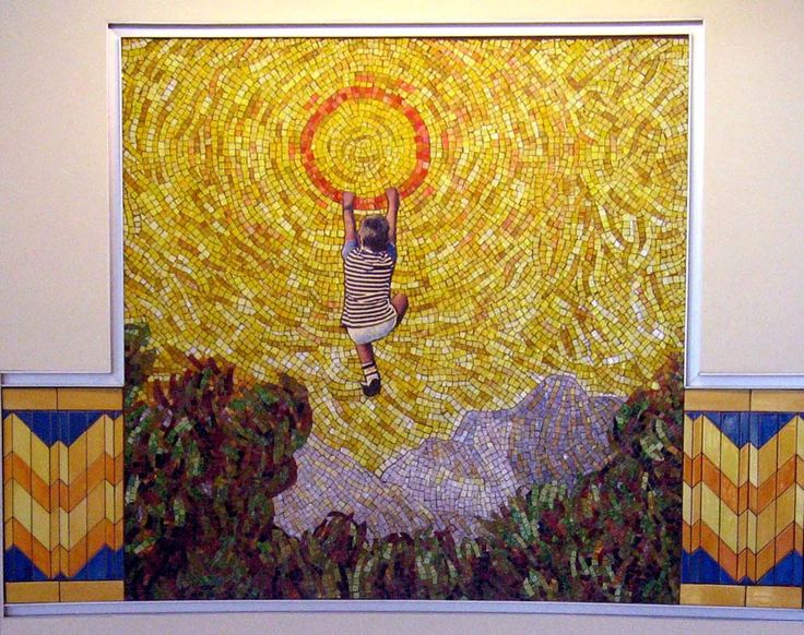 cool mosaic