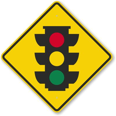 Road Traffic Signs | home traffic warning signs k 6752 traffic control sign street light ...