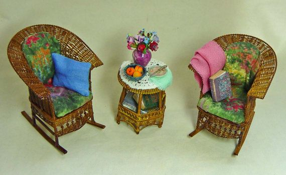 571 Best Images About Miniatures On Pinterest Dollhouse