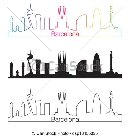 barcelona dibujo - Buscar con Google