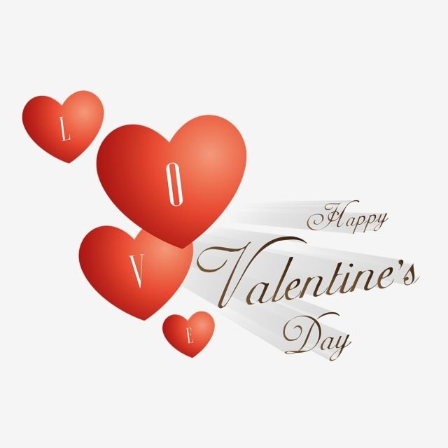 Happy Valentines Day With Love Font In Heart Love Valentine Heart Png And Vector With Transparent Background For Free Download Happy Valentines Day Happy Valentines Day Card Happy Valentine