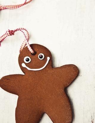 gingerbread man: Christmas Cookies, Gingers Cookies, Gifts Ideas, Gingerbreadman, Gingerbread Cookies, Christmas Treats, Christmas Stockings, Gingerbread Man, Christmas Gingerbread