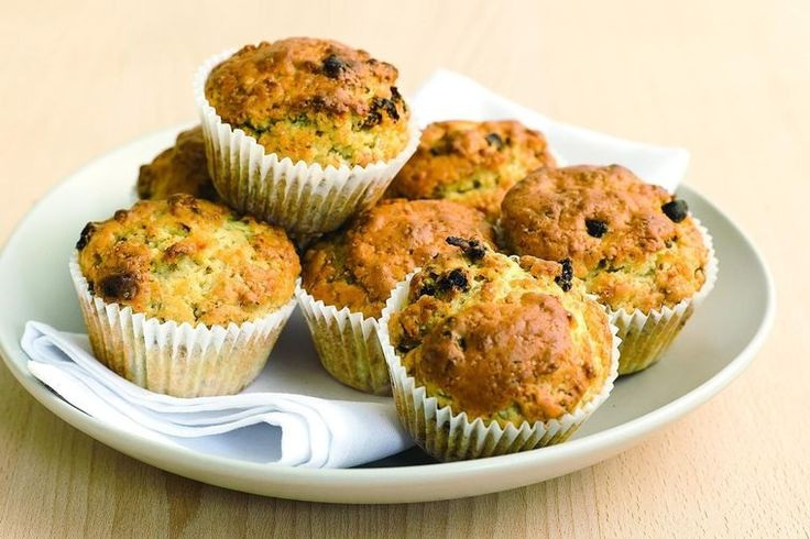 With the goodness of apples and muesli, these wonderful muffins make a wholesome treat.