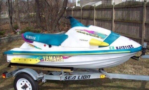1995 1996 Yamaha Ra1100t Waveraider Service Repair Manual In 2020 Repair Manuals Yamaha Jet Pump