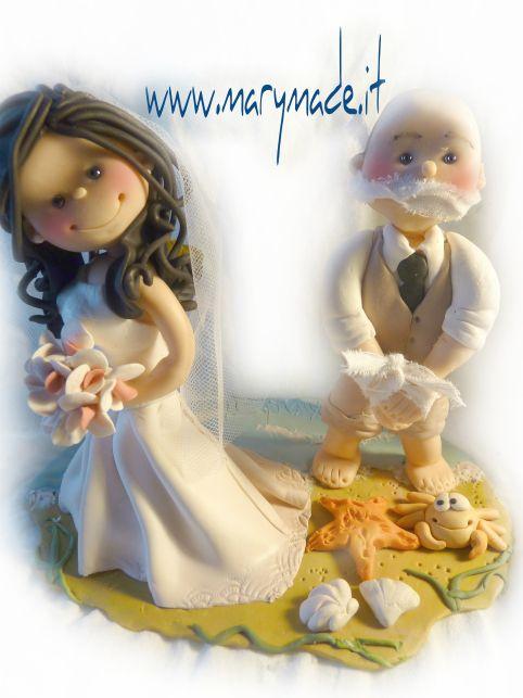 http://www.marymade.it/wp-content/uploads/2017/01/laurenplu2.jpg Il cake topper di Lauren, un ordine dagli Stati Uniti d'America - http://www.marymade.it/cake-toppers-italia/il-cake-topper-di-lauren-un-ordine-dagli-stati-uniti-damerica/, CIAO! Cercate un'idea simpatica per il vostro cake topper? Ve ne propongo una … con lo sposo imbavagliato!!  Davvero simpatico!  Le prenotazioni per il 2017 sono aperte!