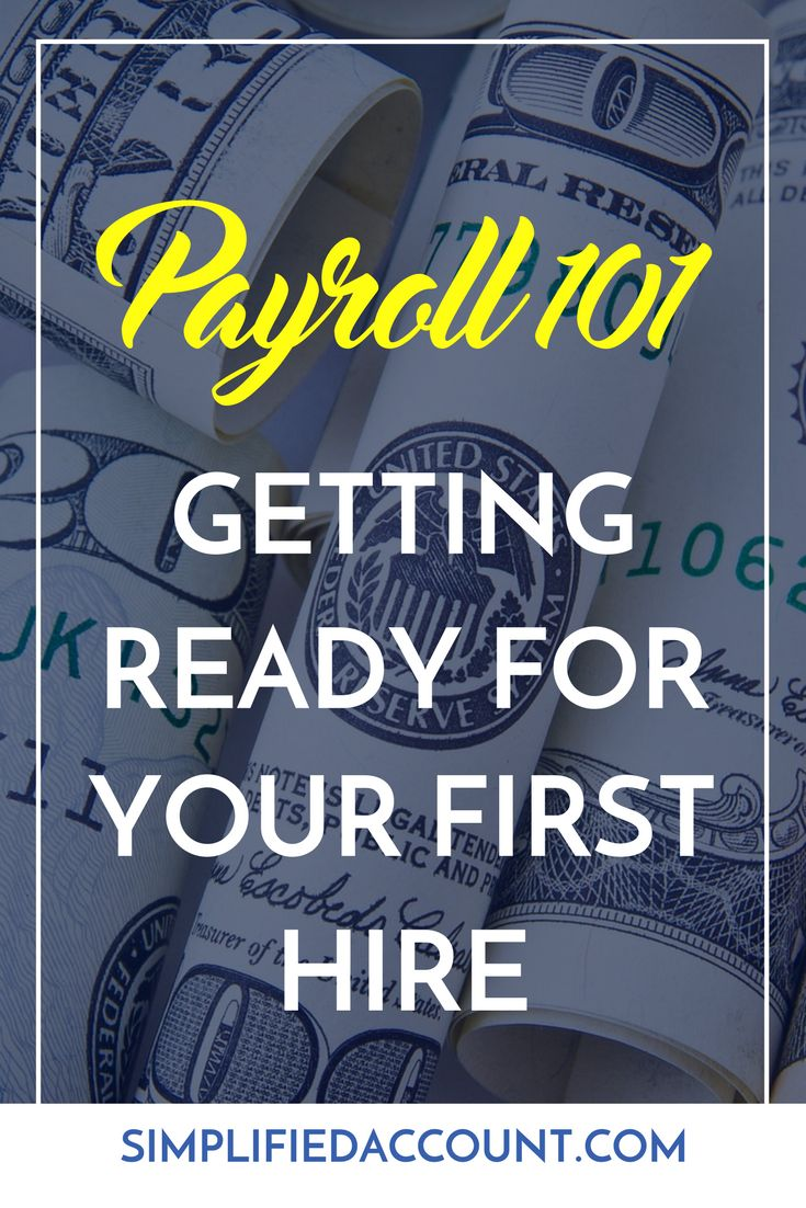 Everything you need to know about Payroll for your first time hiring. New to Payroll? This guide will help!