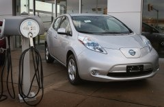 Electric vehicles like the Nissan Leaf and Honda Fit EV used to languish on dealership lots for months. A pricing war with aggressive incentives and cheap lease deals has changed all that.