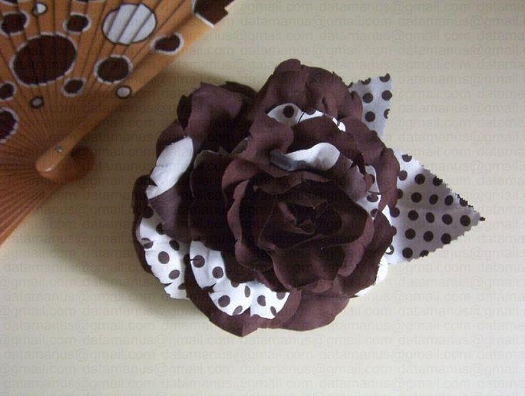Como endurecer telas, para hacer flores, con gelatina neutra   Aprender manualidades es facilisimo.com