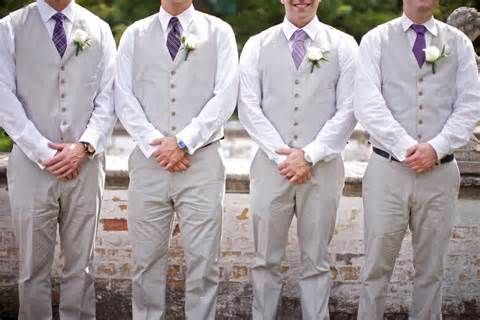 purple and gray wedding ideas - Yahoo! Image Search Results