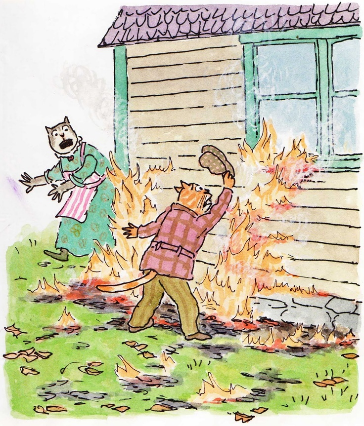 William Steig- Solomon the Rusty Nail! (or as tiny Janie once called it, Solomon the Rotten Old Tool!)