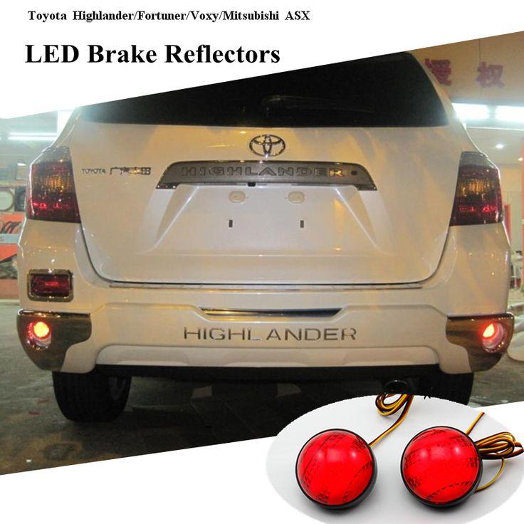 $21.00 (Buy here: https://alitems.com/g/1e8d114494ebda23ff8b16525dc3e8/?i=5&ulp=https%3A%2F%2Fwww.aliexpress.com%2Fitem%2FCar-Brake-Lihgts-for-Toyota-Highlander-Fortuner-Voxy-Mitsubishi-ASX-Round-LED-Rear-Bumper-Reflector-Red%2F32602069473.html ) Car Brake Lihgts for Toyota Highlander/Fortuner/Voxy/Mitsubishi ASX Round LED Rear Bumper Reflector Red Lamp Lantern Light for just $21.00