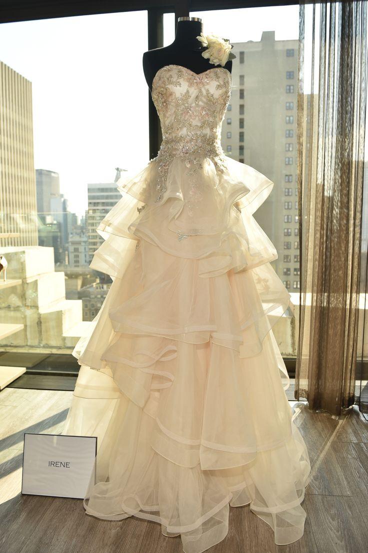 Cool Badgley Mischka Bridal Fall