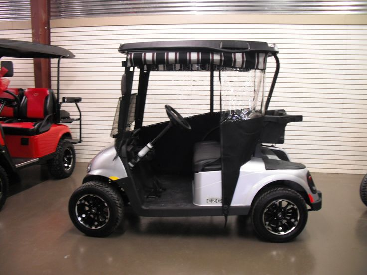 Golf carts for sale. 2015 Silver EZ-GO RXV Freedom golf cart. $7995.00. We have great carts to choose from with low rate financing. Corple Corral, 17887 US Highway West, Ponder, TX 76259. 940-395-2998. www.corplecorral.com