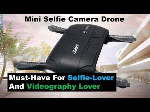 Mini Selfie Camera Drone | TheHACKtag Best Cool Product Online Store #CameraGear
