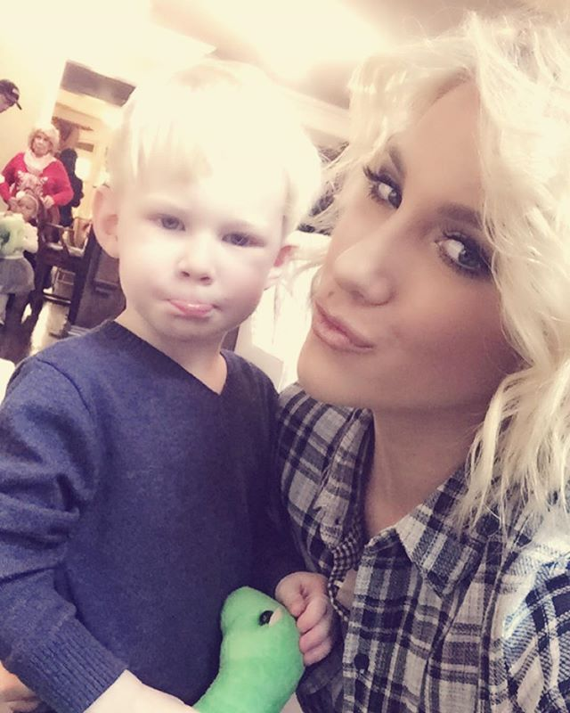 Teaching all the kids the ways of the duck face!  but...I'm now tired of it and need smil...