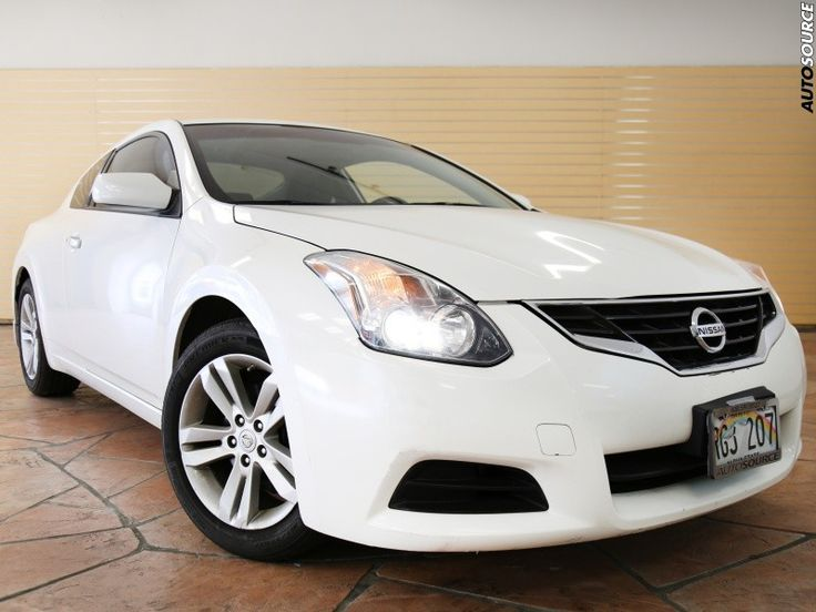 2010 Nissan Altima Coupe $9995 http://www.autosourcehawaii.com/inventory/view/9985843