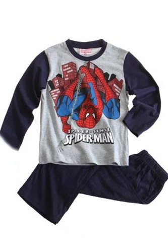 Boys Spiderman Pyjamas Nightwear Age 5 6 8 10 Official