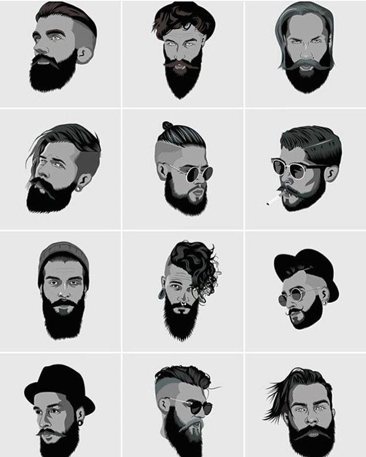 """""""Which one would you choose?______________________________________________ Hashtag us #Beardstylesmenn and also tag us @beardstylesmenn for shoutout in…"""""""