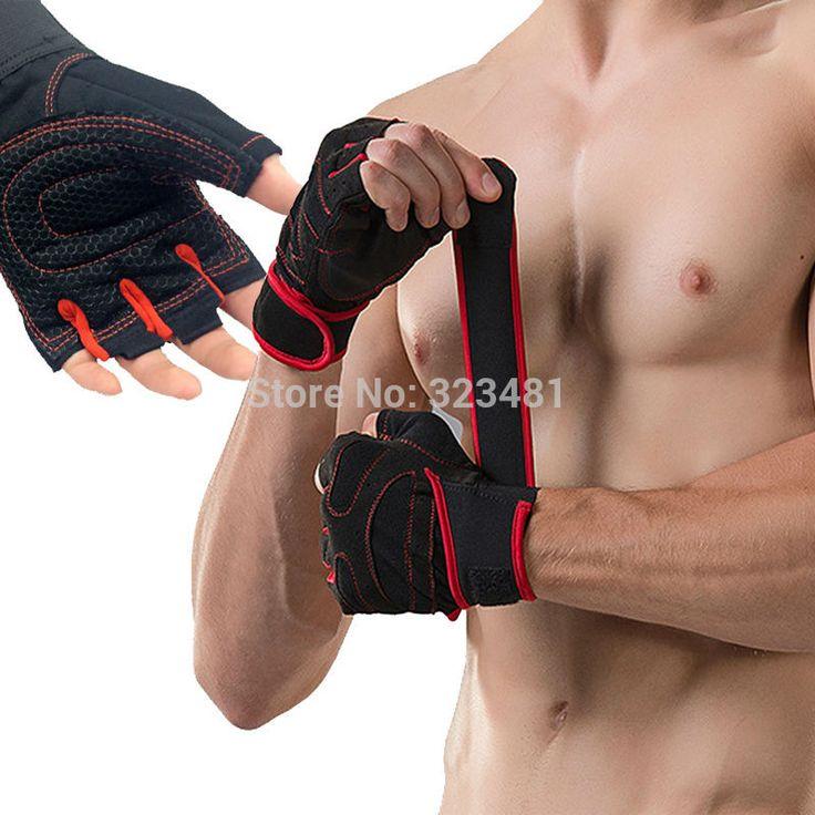 Z Pasa Kulturystyka Fitness Gym Rękawice Crossfit Podnoszenie Ciężarów Rękawice Dla Mężczyzn Kobiet antypoślizgowa Hantle Sztanga Musculation