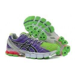 ASICS Gel Kinsei 4 Womens Purple/Green