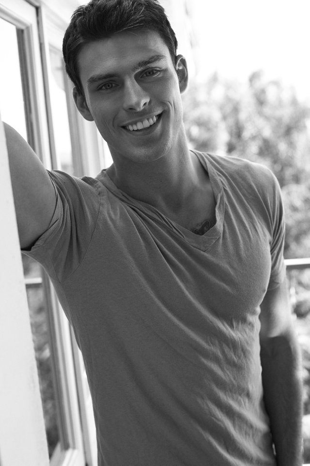 Adam Gregory - I would marry this man (;