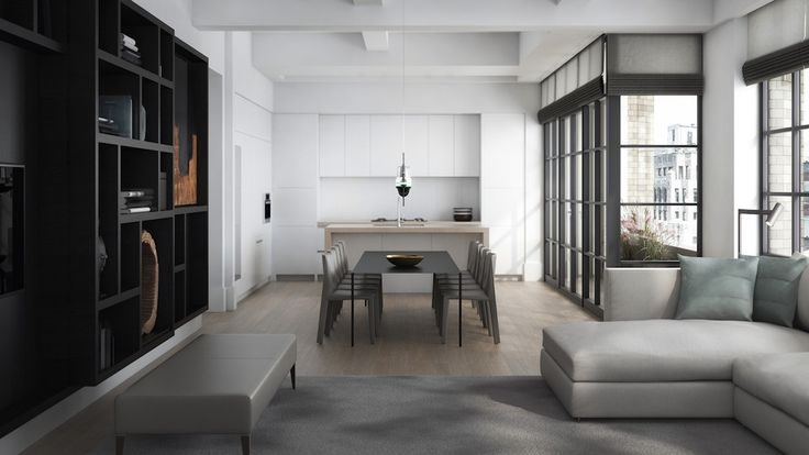 Piet Boon Penthouse 17A dining room