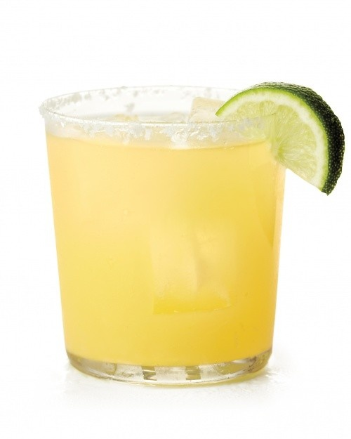 Chile-Citrus Margarita gets a kick from jalapeno-infused tequila - YUMM!!!