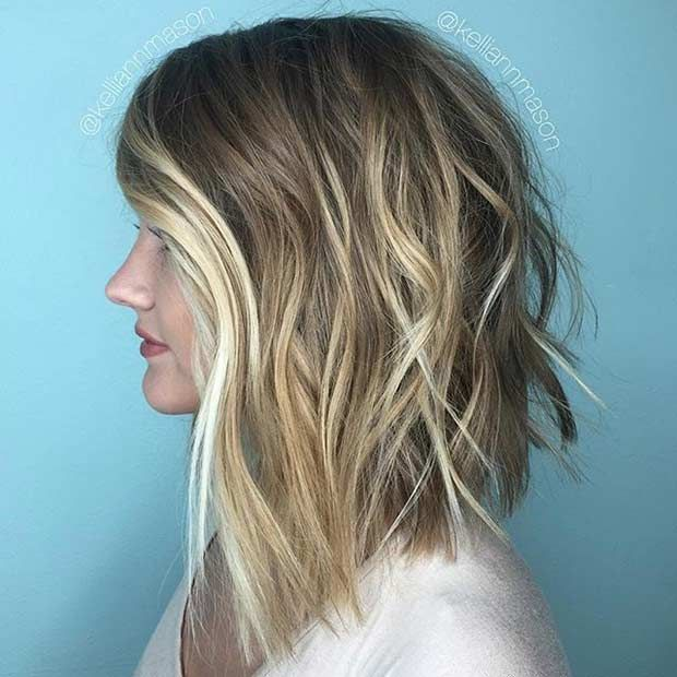 Need a low-maintenance, high-glam look for your hair? How about these 27 pretty lob haircut ideas. They're so good, you're going to want to copy them.