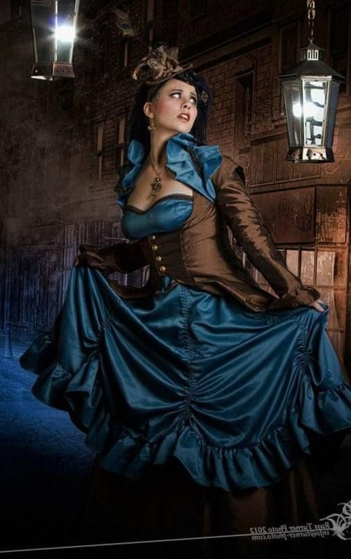 Plus size steampunk dresses - http://pluslook.eu/wedding/plus-size-steampunk-dresses.html. #dress #woman #plussize #dresses