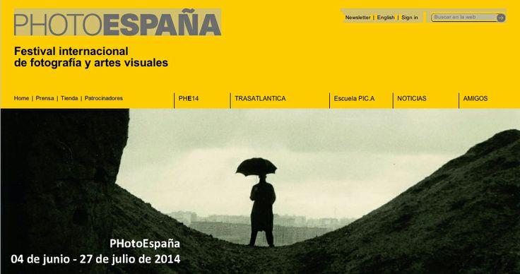 PHOTOESPANA - Fotografia in Festival dalla Spagna