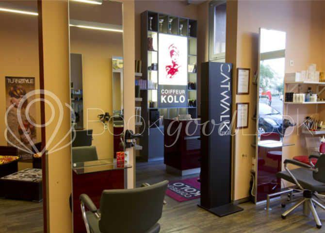 Großartiger Friseur in Wien: Coiffeur Kolo