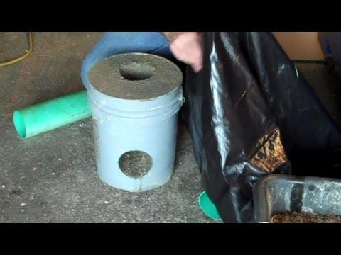 The $12.00 Rocket Stove - A Bit Of Functional Creativity