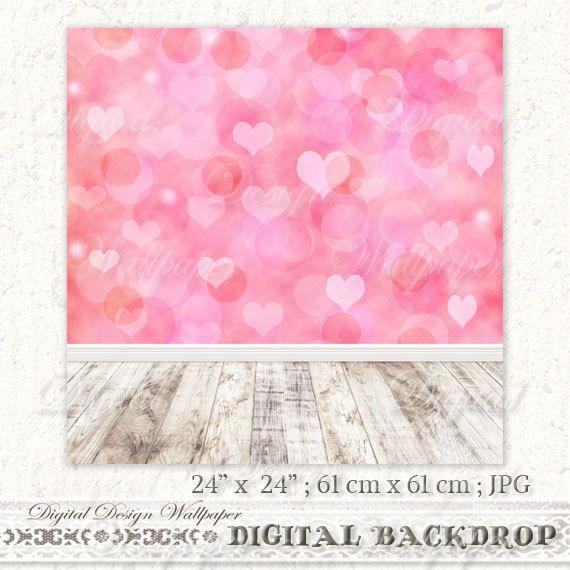 Valentine Digital BackdropDigital BackgroundPhotograhy