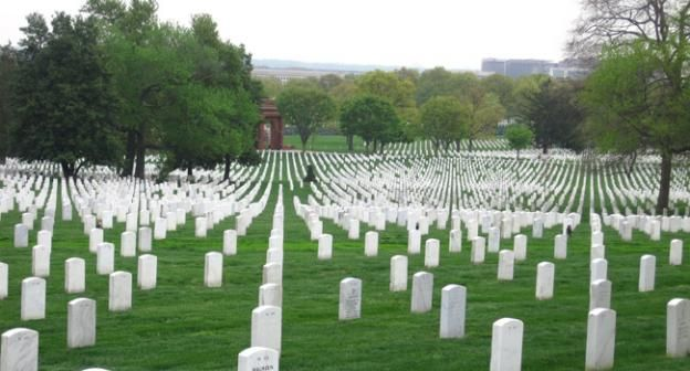 Arlington Cemetery in Washington, DC ~ standing at the top of that hill looking down at the thousands of tombstones sent shivers down my spine ~ just thinking of all those who served our country was a heart-warming experience ~ so many lives ~ gone, but not forgotten