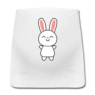 Super #niedlicher #Hase. Ein tolles #Motiv für #Kinder & #Babys und #Mädchen. Eignet sich super als Geschenk für alle Tier & Hasen, Kaninchen Freunde. Garantiert ein #Lustiges und süßes Hasen Motiv.