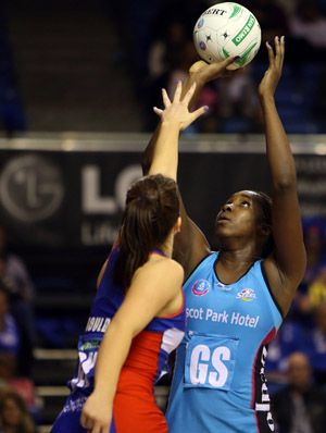 Fowler named netball's Best New Talent