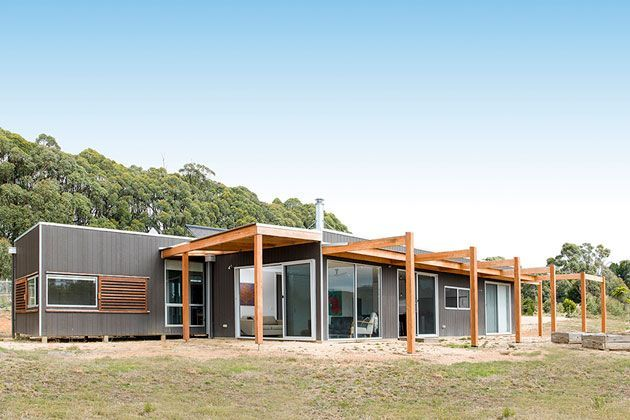 Ecoliv Sustainable Buildings - Award Winning Prefabricated Modular Designs