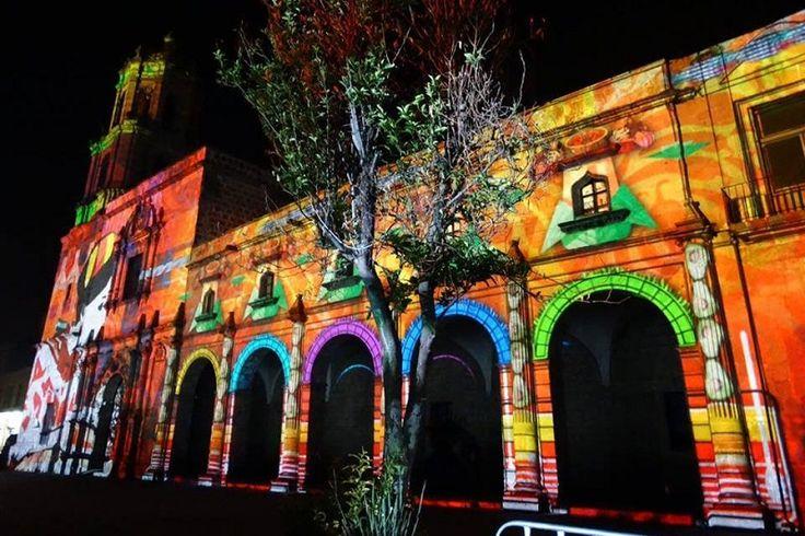 Con la proyección de los mejores trabajos del Festival Internacional de Mapping de Morelia, este sábado concluye el primer festival en su tipo que se celebra en la capital de ...