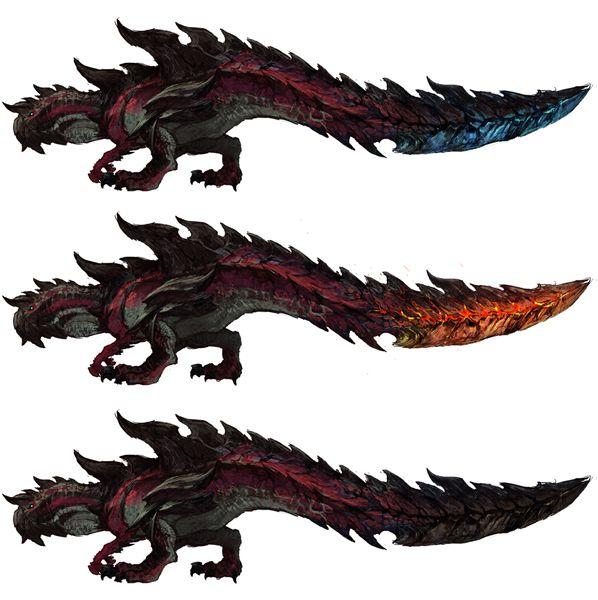 イメージ - Dinovaldo/Glavenus - Monster Hunter X/Generations